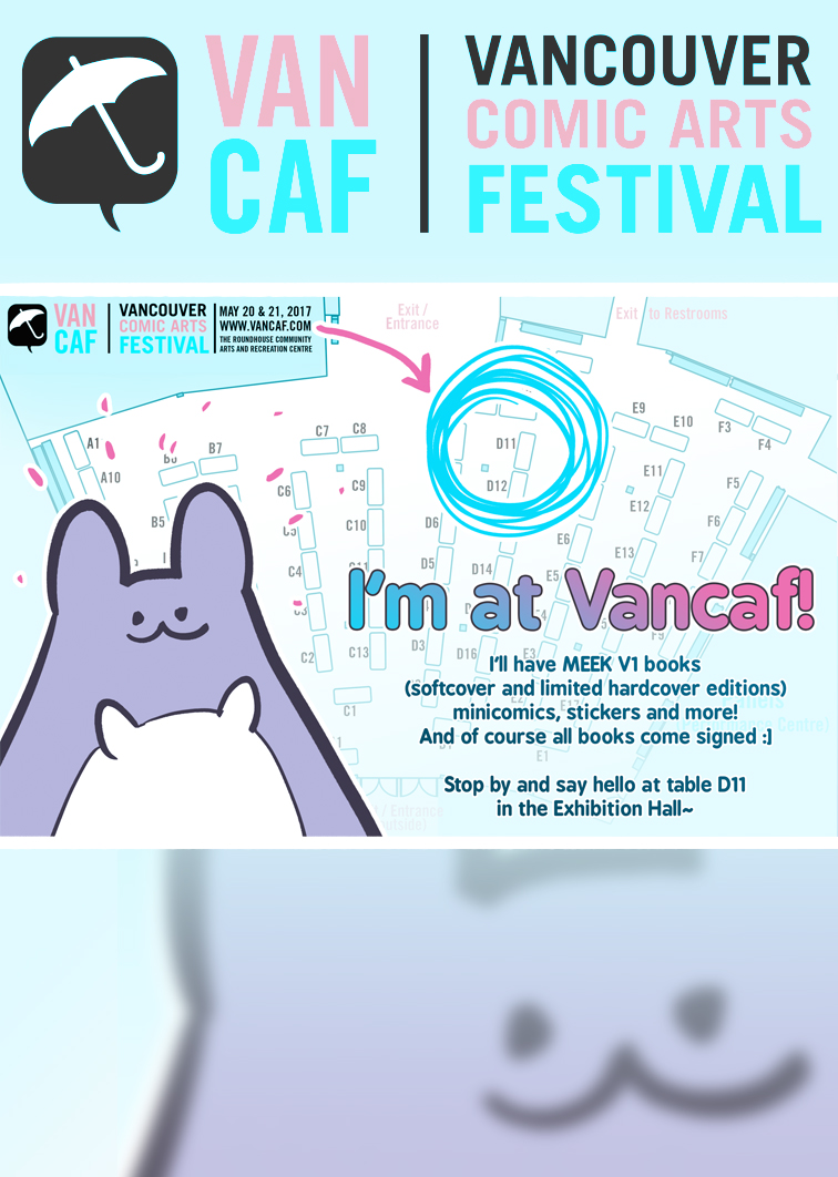 VanCAF May 20-21!